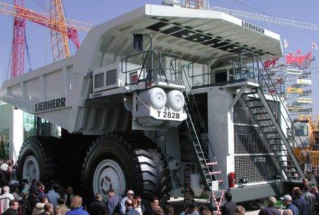 Liebherr T 282 B