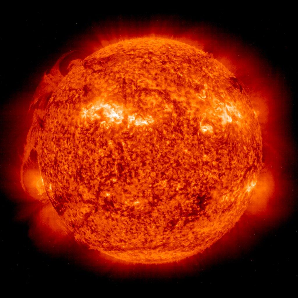 Ultraviolet Sun