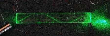 laser-in-fibre