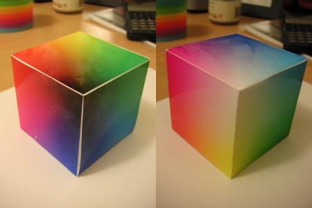 Colour Cube | MrReid.org