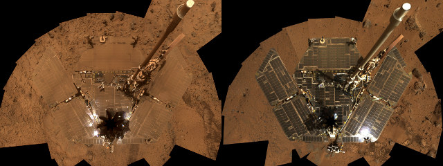 curiosity rover battery - photo #39