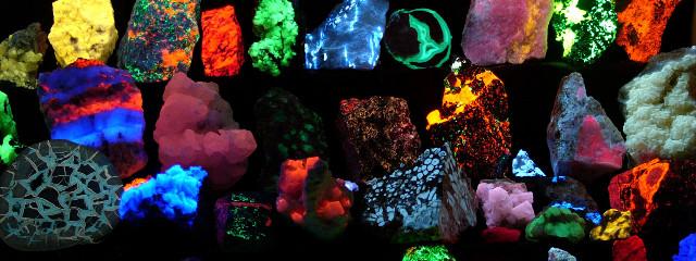 fluorescent-minerals