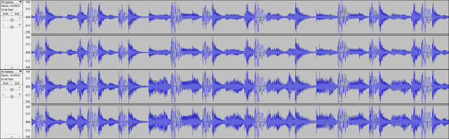 waveform-comparison