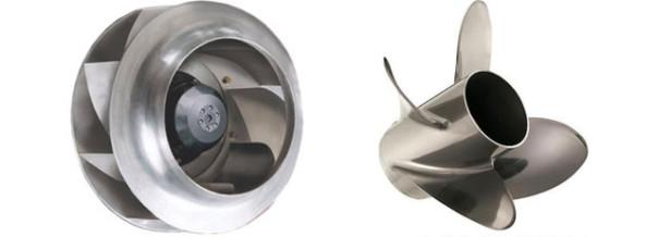 impeller-propeller